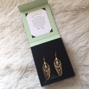 NIB Jewelmint Indian Escape Earrings